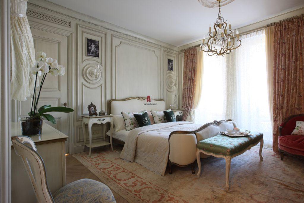 О квартирах и домах, в которых живут французы