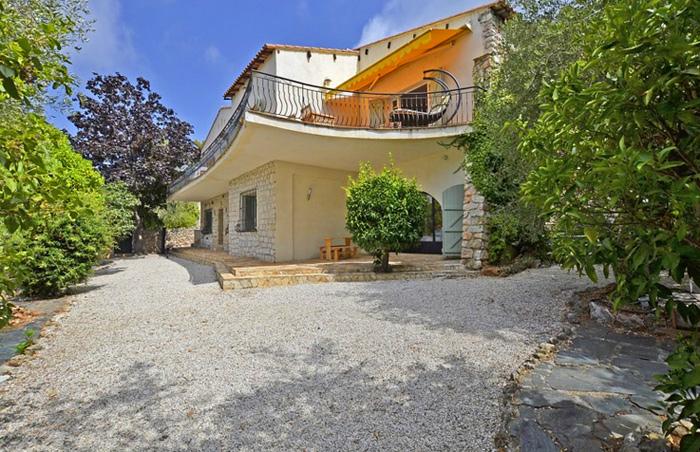 Собственный домик в Ницце