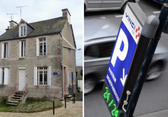 Парковочное место в Париже стоит дороже дома в сельской местности Франции