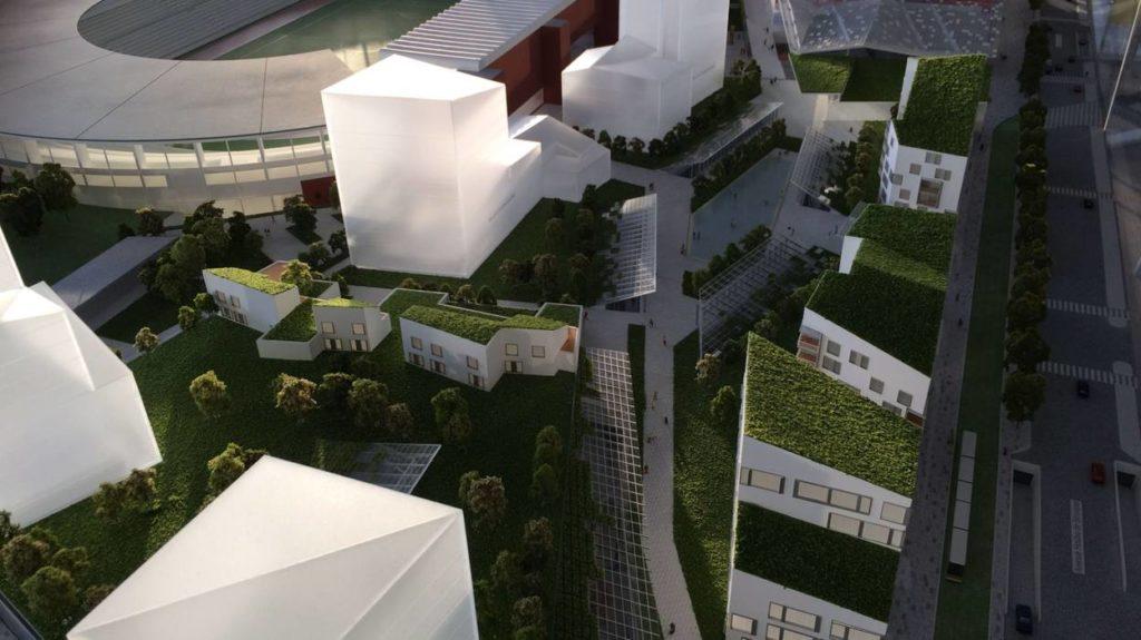 На Французской Ривьере будет реализован новый строительный проект
