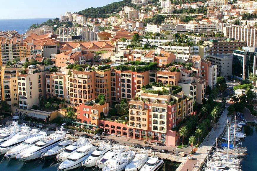 В Монако на рынке недвижимости превалирует «вторичка»