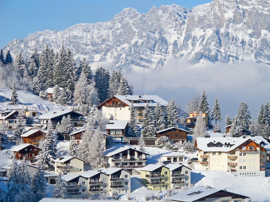 Недвижимость во Французских Альпах покупают в основном иностранцы