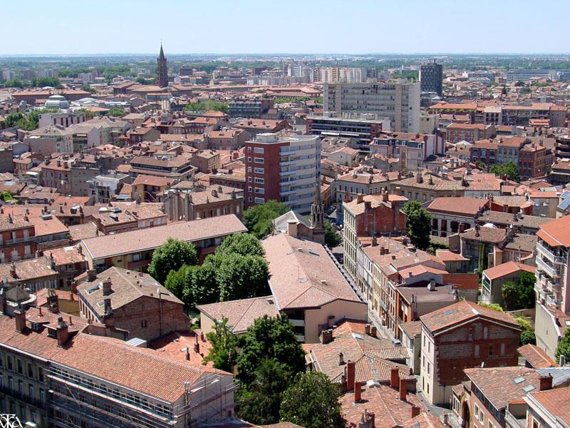 За пять лет недвижимость в Тулузе подорожала на 10%