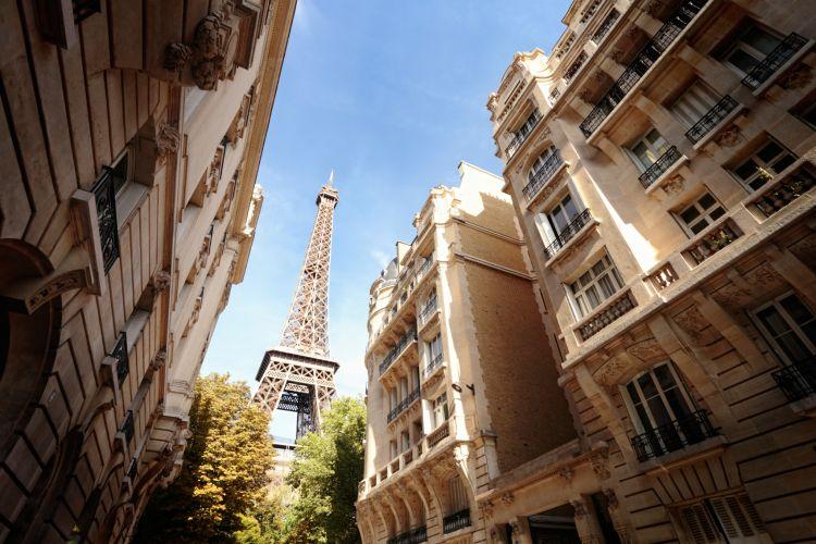 Во Франции растут объемы продаж жилья