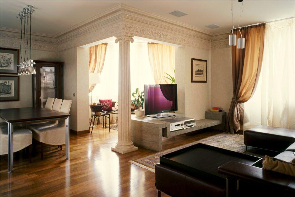 Цены за аренду меблированного жилья в Париже остаются стабильными
