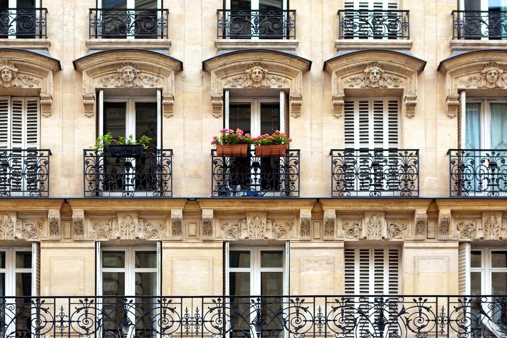 Увеличились продажи на вторичном рынке жилья во Франции