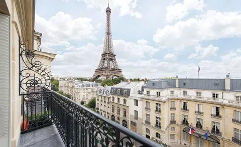 В Париже резко подорожала недвижимость