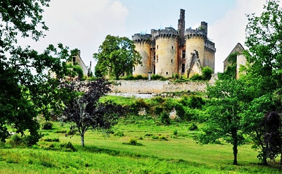 Всего за €50, вы можете купить замок в департаменте Дордонь