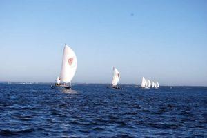 Яхтсмен из Франции чуть не утонул в проливе Солент