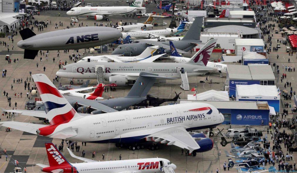 На авиасалоне в Ле-Бурже 2017 не заключат рекордное количество договоров