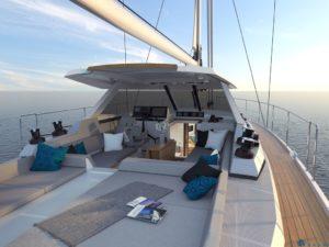 В Каннах представят новую яхту AMEL 50