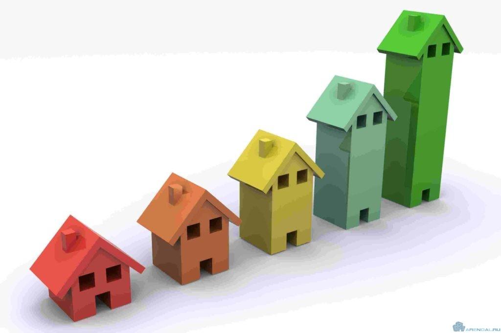 Цены на недвижимость во Франции за год выросли на 6.1%