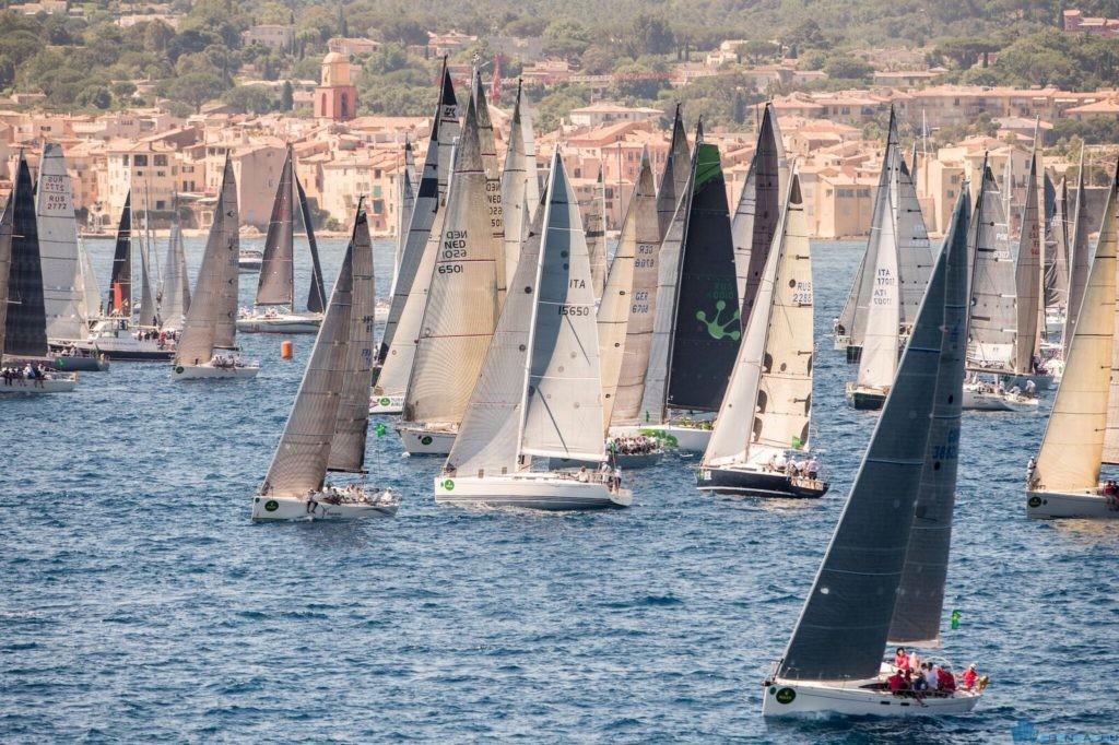 Российские яхтсмены выиграли гонку «Жиралья», стартовавшую в Сан-Тропе