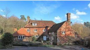 Новый владелец дома «Вини-Пуха» заплатил почти 2 миллиона фунтов