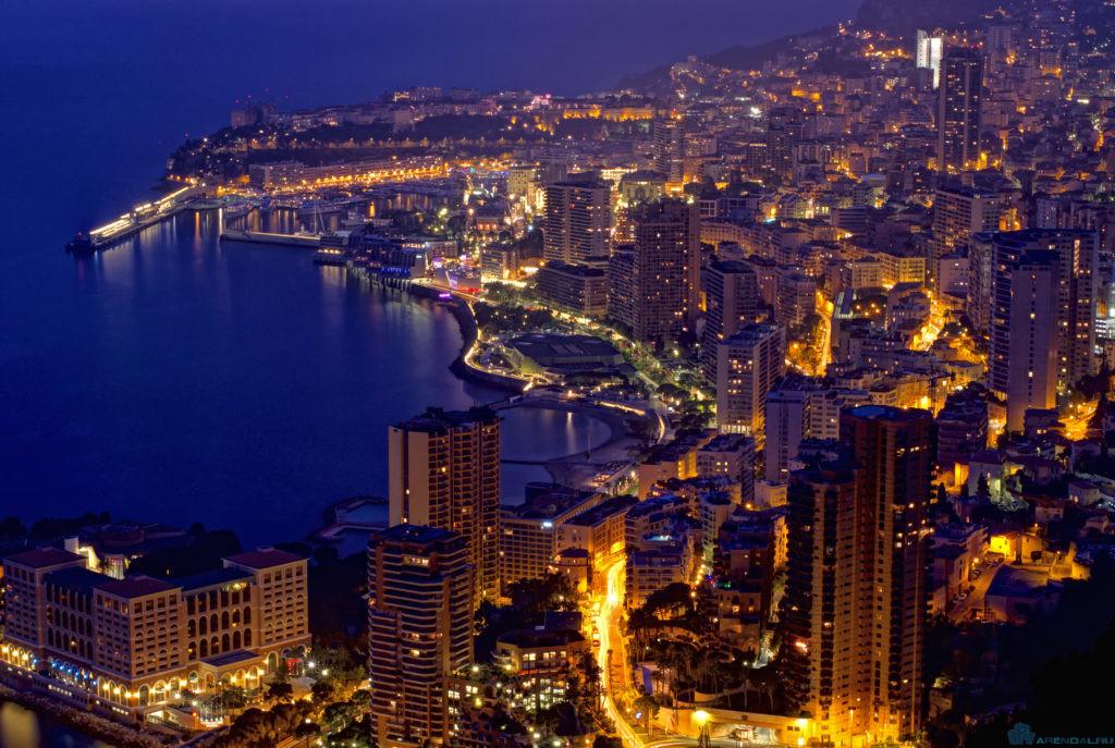 Россияне возвращаются в Монако