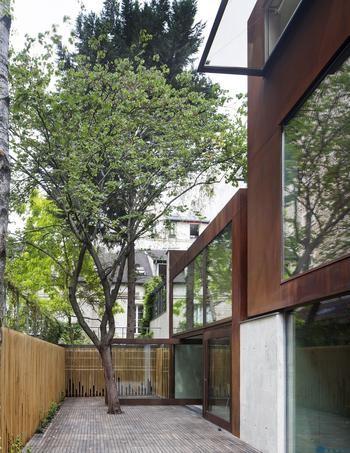 Дом для ценителей кубических форм