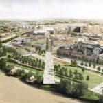 В Бордо строят пешеходный бульвар