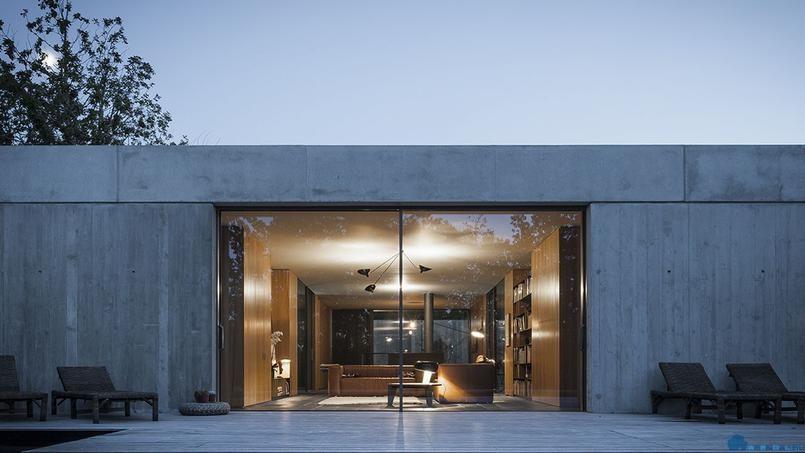 Брутальный дом может быть изысканным?
