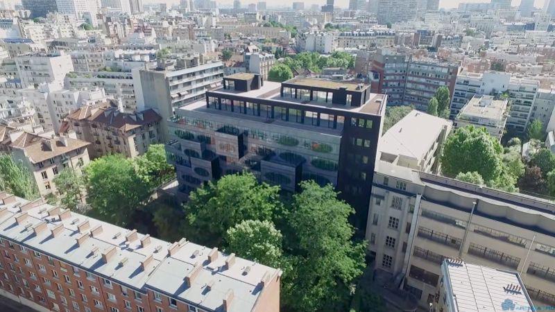 Париж. Новое жилье из старых офисов