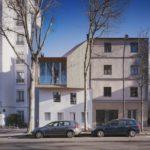 Квартира в таунхаусе 13-ом округе Парижа