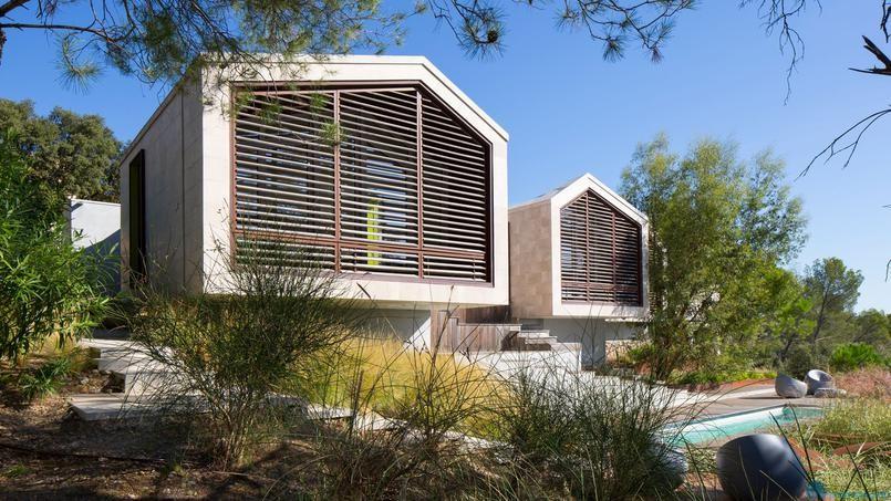 Дом позволяет сохранять иллюзию близости к земле