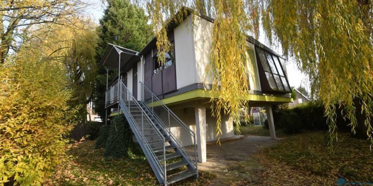 Быстро, дешево и по стандартам: Модульные дома в городе Лилль