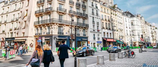 Парижане покупают квартиры не глядя