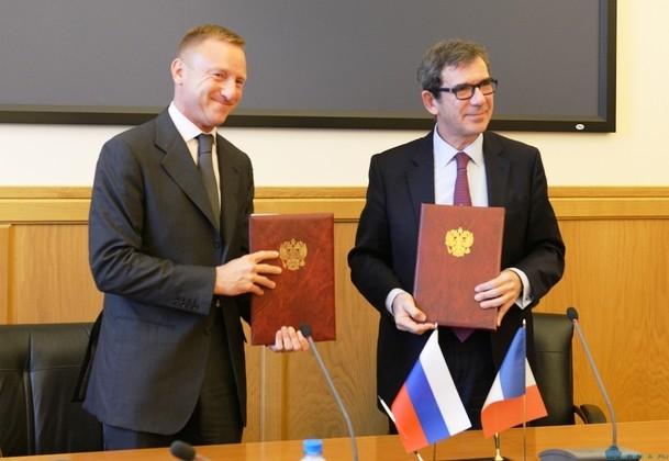 Соглашение Российской Федерацией и Французской Республикой об устранении двойного обложения налогом