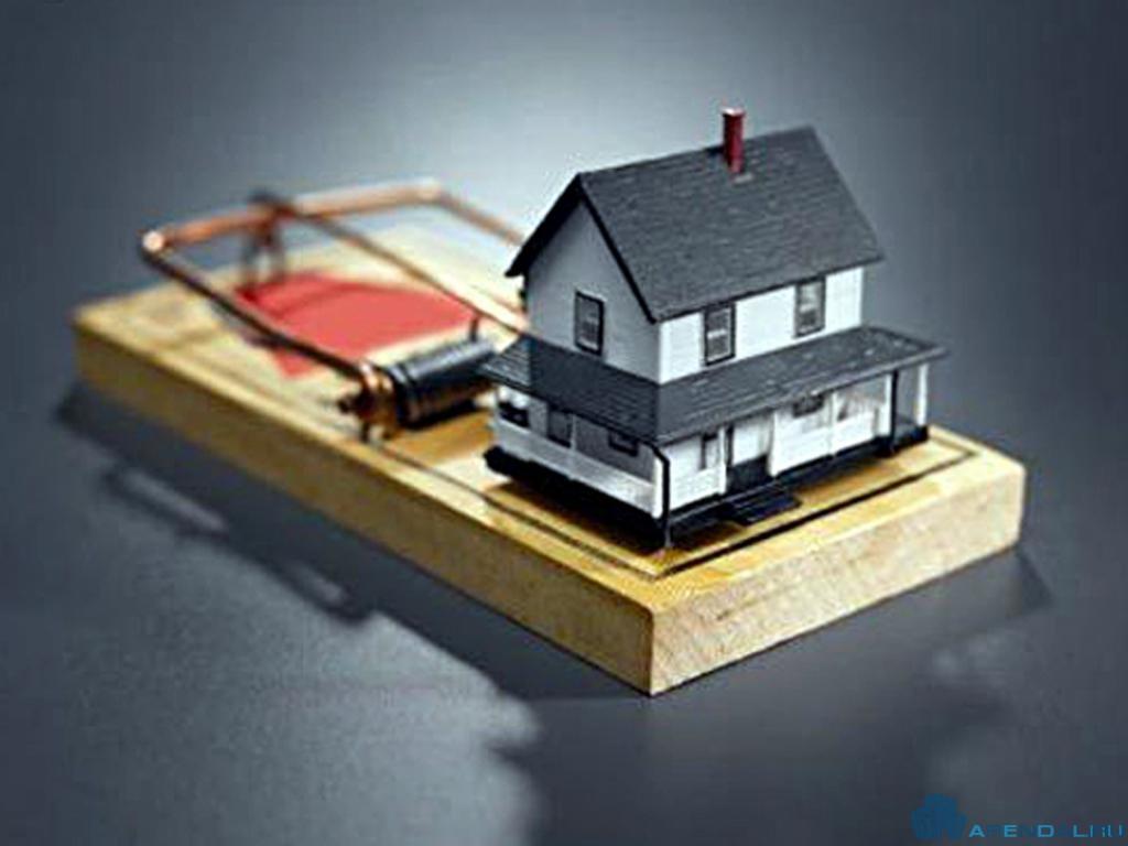 Осторожно, мошенники в сфере недвижимости!