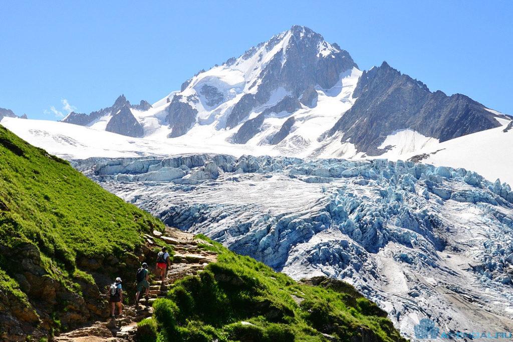 Верхняя Савойя, Французские Альпы