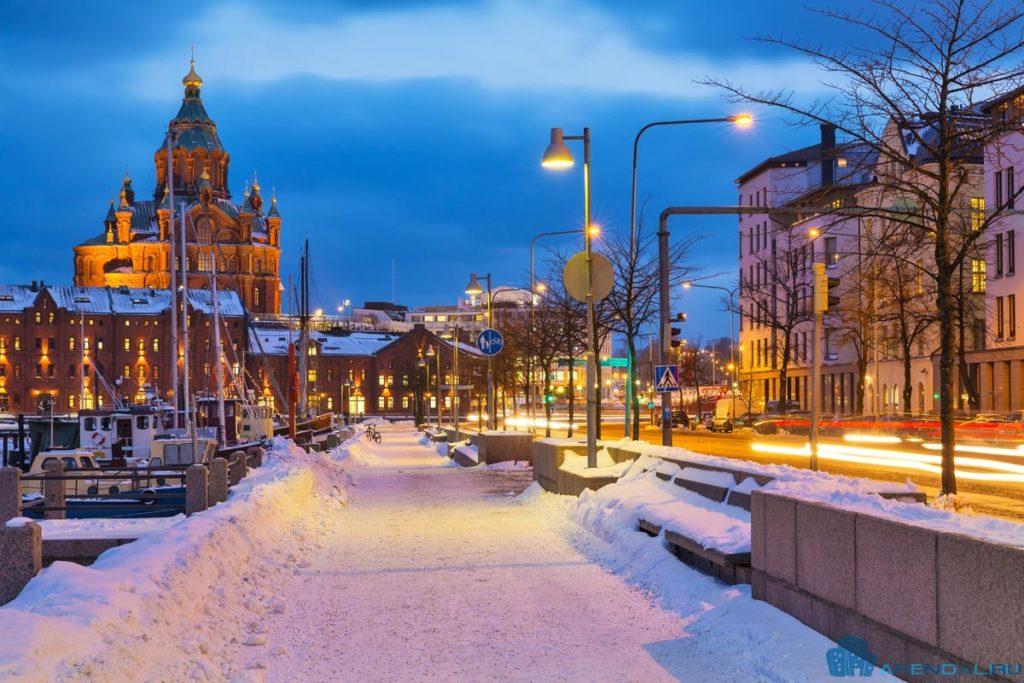 Недвижимость в Хельсинки – выгодных покупки