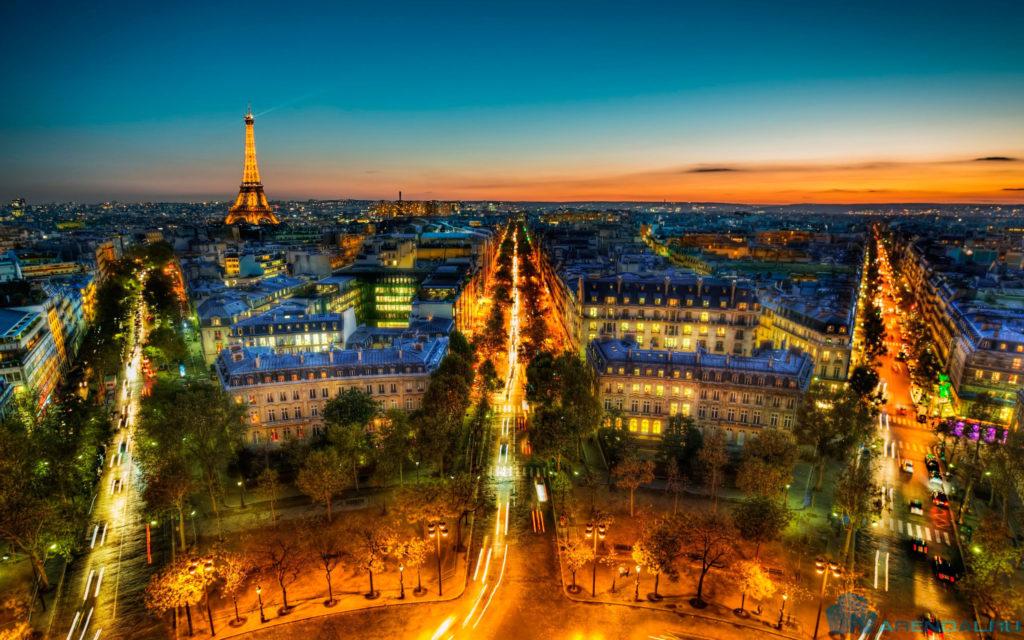 Недвижимость Париж