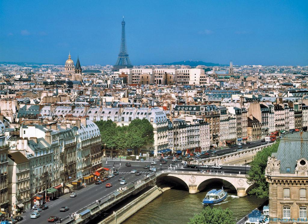 Цена на жильё в Париже продолжают расти