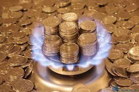 Цены на газ выросли на 0,97%