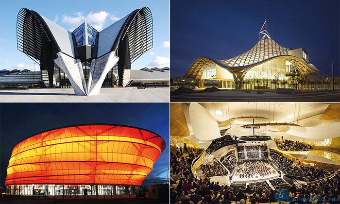 4 потрясающих шедевра современной архитектуры Франции