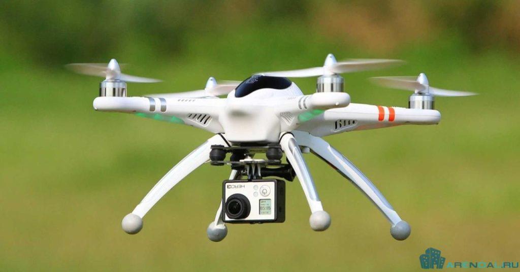 Налоговые органы не могут применять дроны