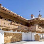 Альпийские шале класса де люкс продаются по цене до 60 000 евро за м2