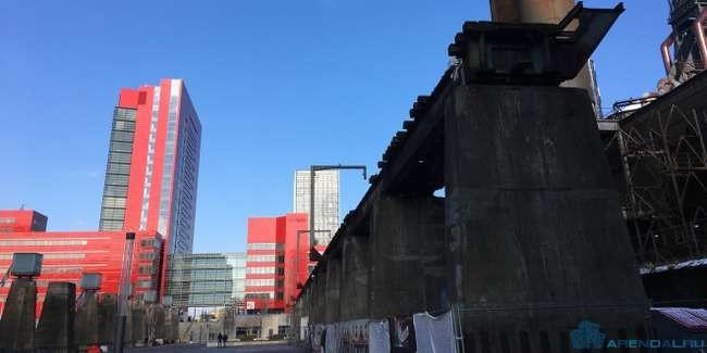 От пустыря до «умного города»: реверсирование региона Лотарингия