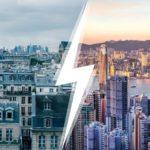 Париж против Гонконга: чья недвижимость более выгодная