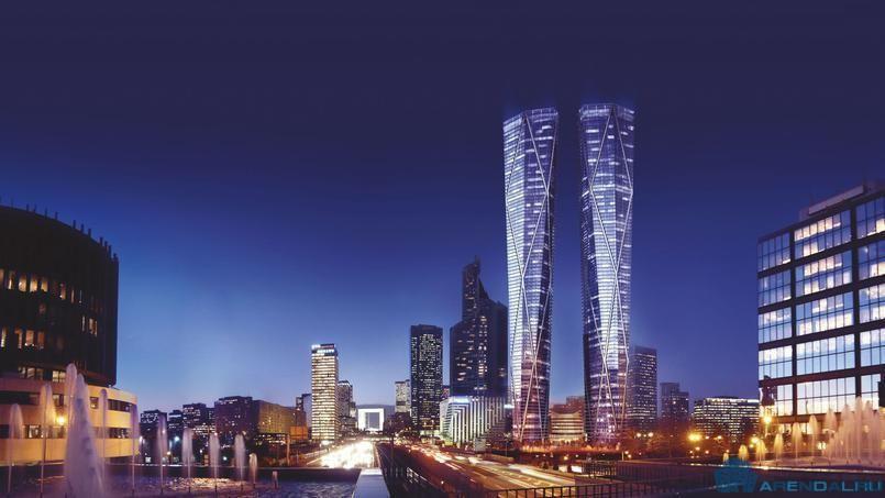 Башни-близнецы Дефанса будут готовы к 2024 году!