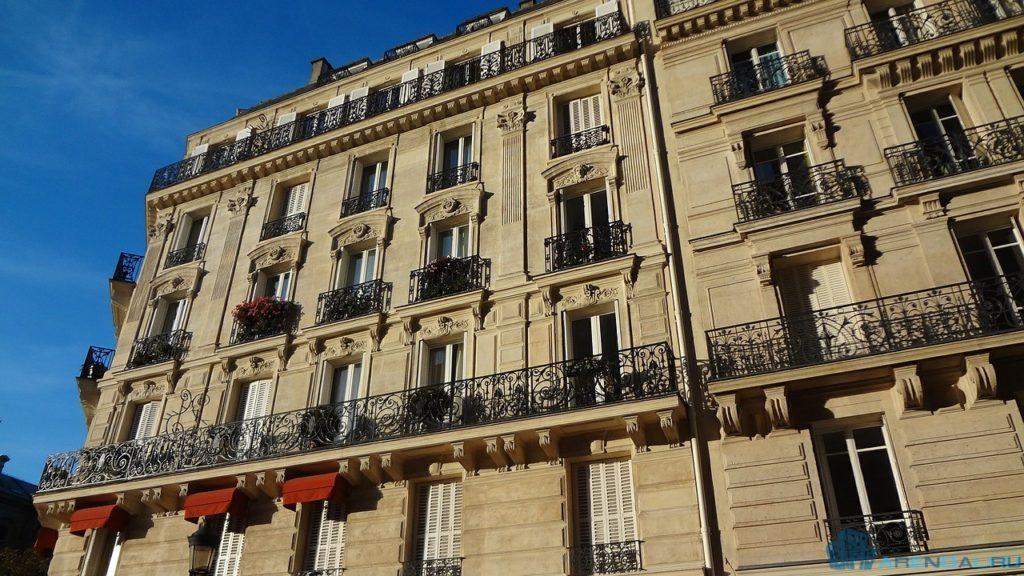 Французы и недвижимость: поразительная статистика