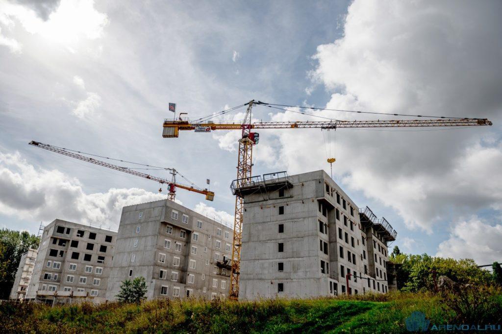Строительные компании обеспокоены снижением спроса на первичное жилье