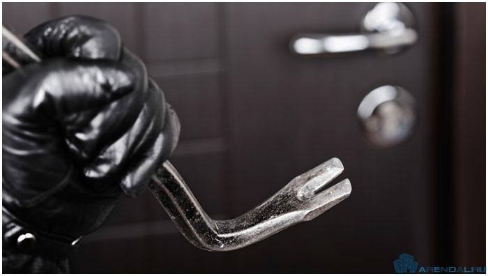 Число жилищных краж растёт