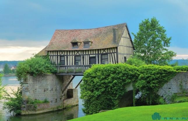 недвижимости во Франции