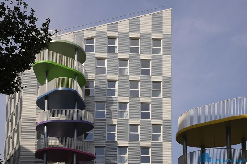 Французам дали возможность сменить социальное жилье