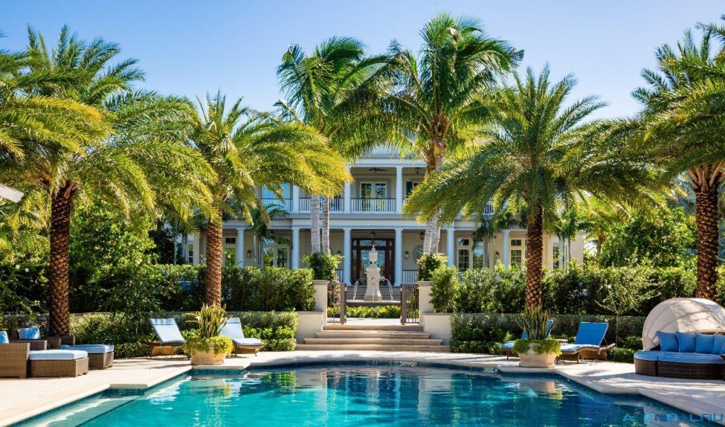 Самая дорогая элитная недвижимость Франции, проданная в 2017 году