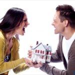 Раздел недвижимого имущества между супругами