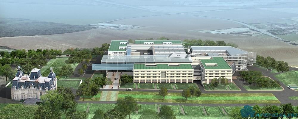 Больница в Меце будет отапливаться бесплатно