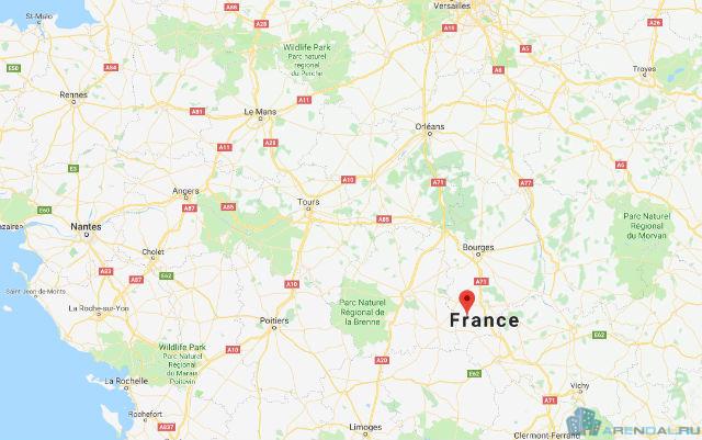 Недвижимость Франция