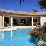 Лучшая французская недвижимость с обширными ландшафтными садами